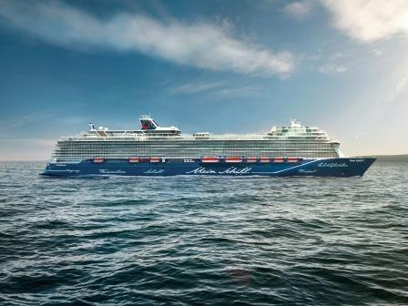 TUI Cruises Mein Schiff 1 Taufreisen