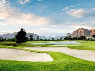 Hapag-Lloyd Cruises Golf-Kreuzfahrten