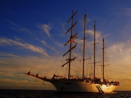 Star Clippers Segelschiff Kreuzfahrten