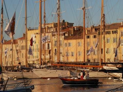 """Sailing-Classics Regattabegleitfahrt """"Voiles de Saint-Tropez"""""""