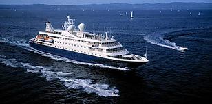 SeaDream kleine Kreuzfahrtschiffe