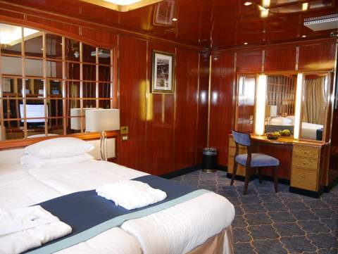 Poseidon Expeditionskreuzfahrten Classic Suite