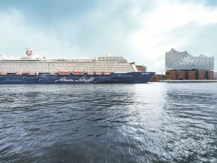 TUI Cruises MEIN SCHIFF 6 Taufe