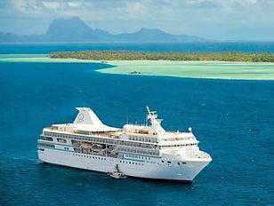 Paul Gauguin Cruises kleine Kreuzfahrtschiffe
