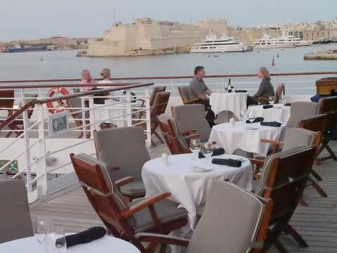 "Windstar Cruises ""Dinner under the Stars"""