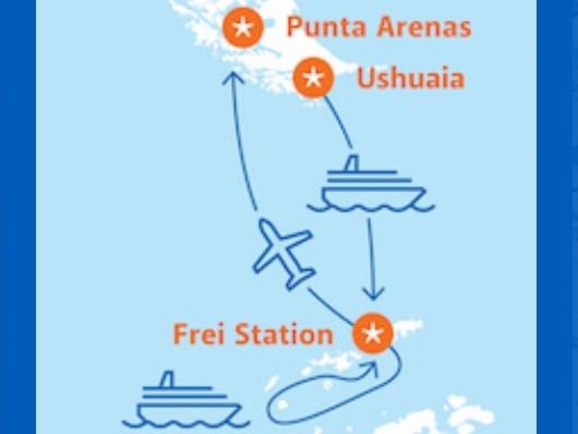 ANTARCTICA Expeditionskreuzfahrten