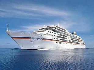 Hapag Lloyd Europa Kreuzfahrten kleine Schiffe