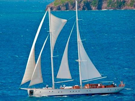 Sailing-Classics Kairos Segelkreuzfahrten