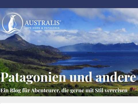 Australis Expeditionskreuzfahrten Patagonien