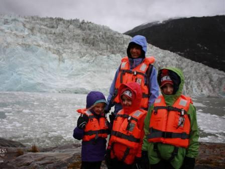 Australis Expeditonskreuzfahrten Patagonien