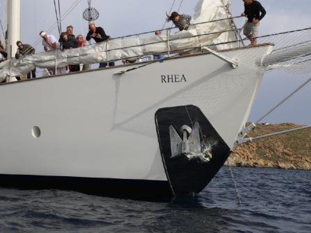 Sailing-Classics Segelkreuzfahrten RHEA