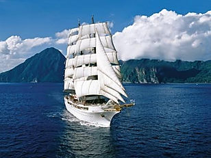 Seacloud Kreuzfahrt Segelschiff