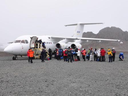 ANTARCTICA XXI Expeditionskreuzfahrten