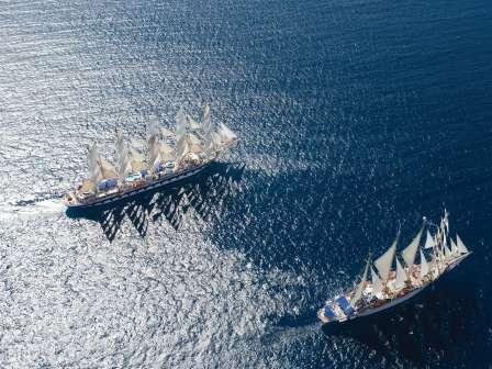 Star Clippers Kurzkreuzfahrten Segelschiff