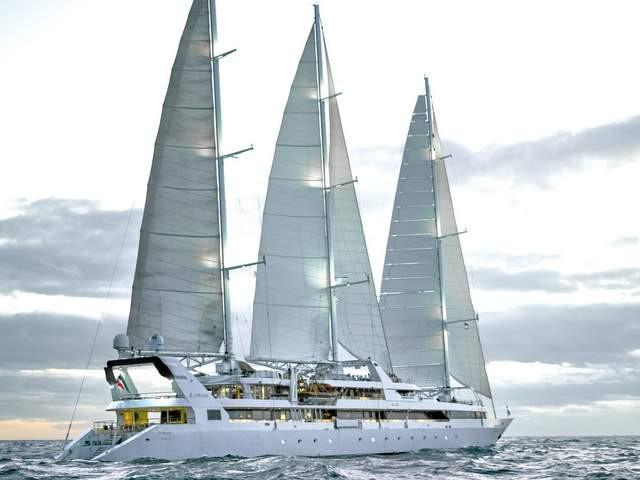PONANT Segelkreuzfahrten