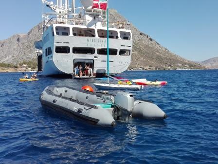 Windstar Cruises Segelkreuzfahrten Watersports Day