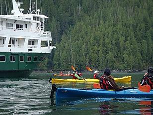 UnCruise Expeditionskreuzfahrt Alaska