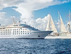 Windstar Cruises Luxusschiffe
