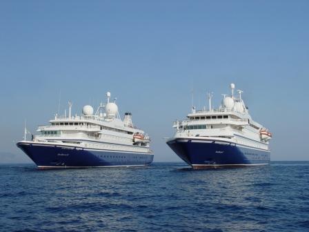 SeaDream Luxuskreuzfahrten