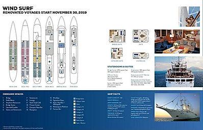 WIND SURF Deckplan