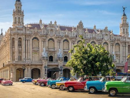 SeaDream Kuba