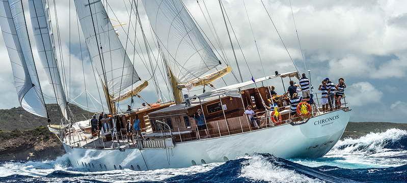 Chronos Segelkreuzfahrten mit Chronos und Kairós