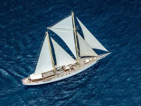 Sailing-Classics Segelkreuzfahrten