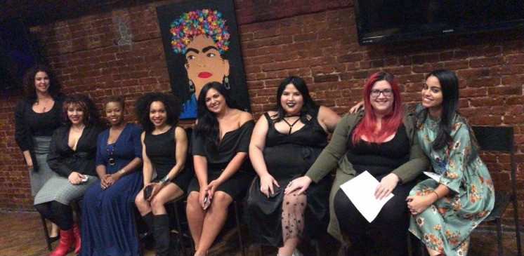 Love Your Curvas Body Positivity Panel