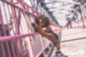 Amira Lamb Williamsburg Bridge