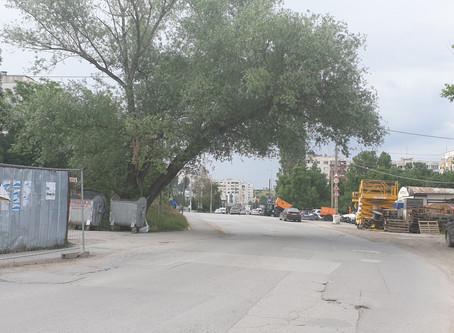 "ВАЖНО! На 28 юни. Започва  ремонтът на бул. ""Монтевидео"" между ул. ""Акад. К. Пашев"" и ул. ""763"""