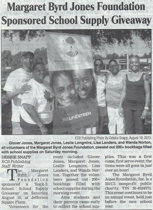 Monticello News - 09/2013