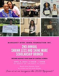 Shrink Less Shine More Scholarship Brunc