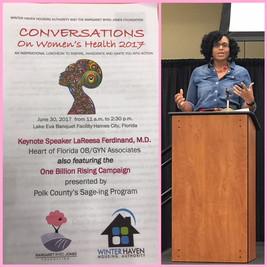 Conversations of Women's Health