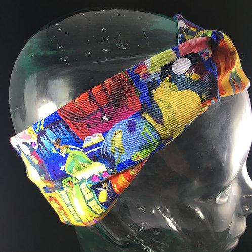 Faux-Knot Headband