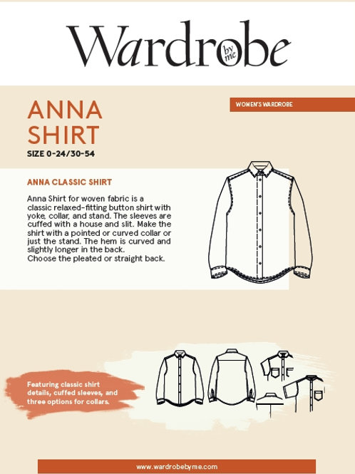 Anna Classic Shirt