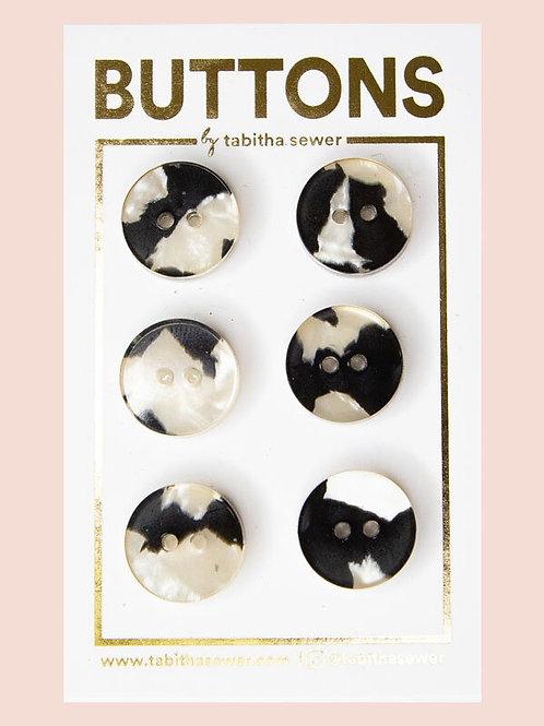 Jasper Buttons (.59in)