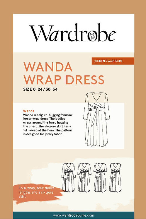 Wanda Wrap Dress