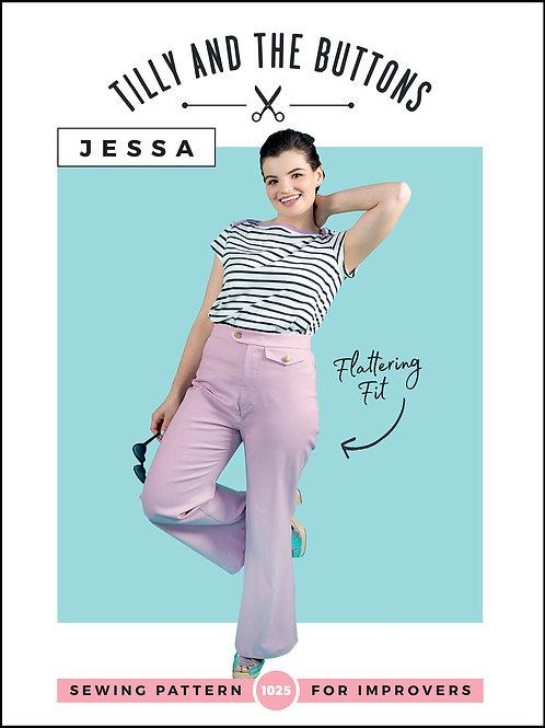 Jessa Trousers & Shorts