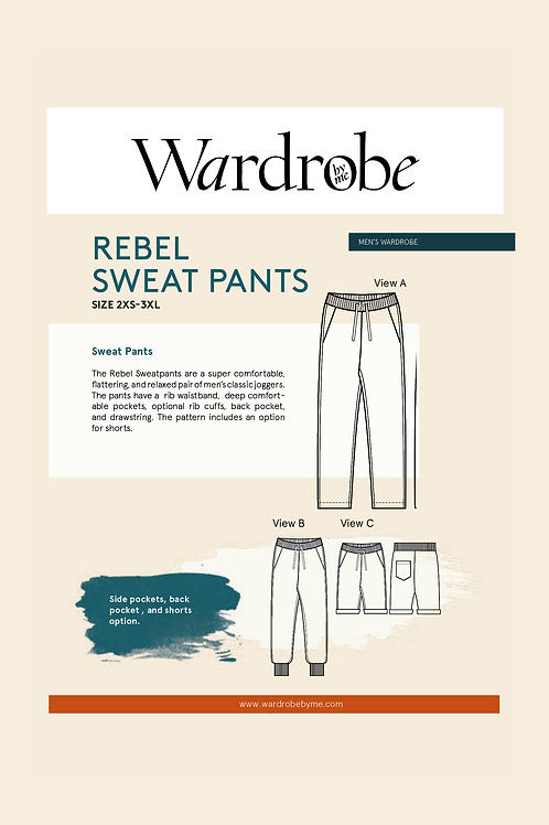 Rebel Sweat Pants