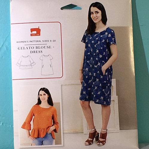 Gelato Blouse & Dress