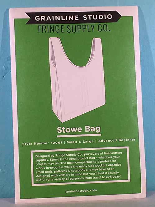 Stowe Bag