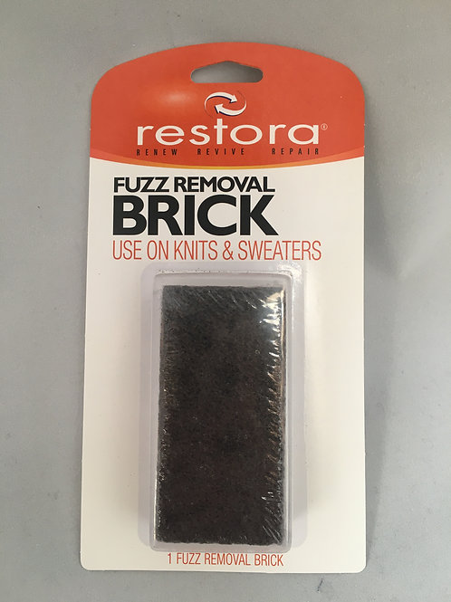 Fuzz Removal Brick