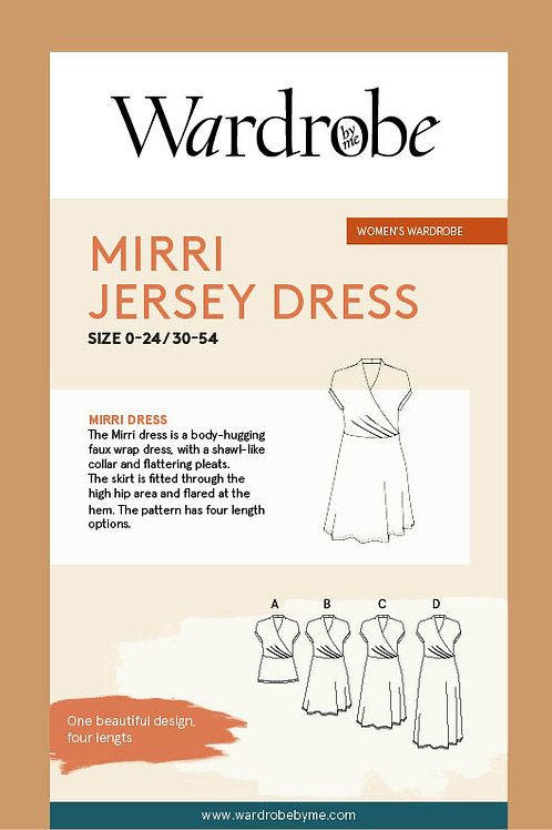 Mirri Jersey Dress