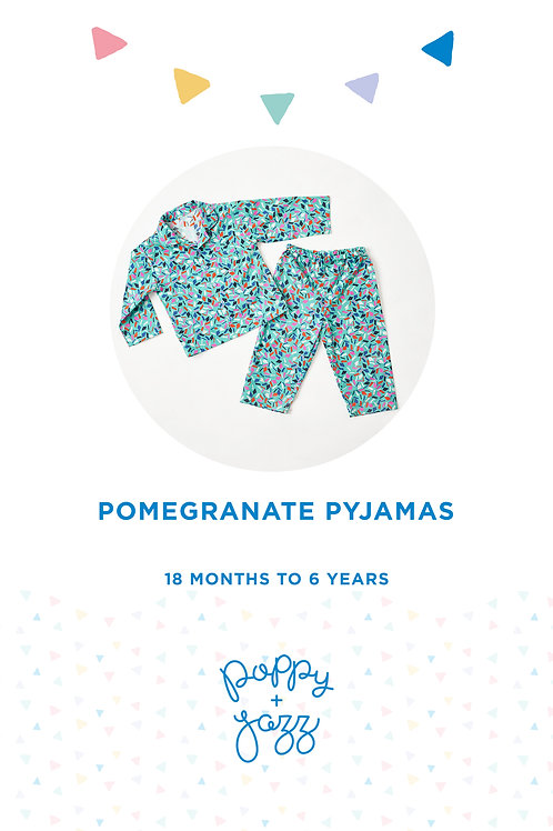 Pomegranate Pyjamas