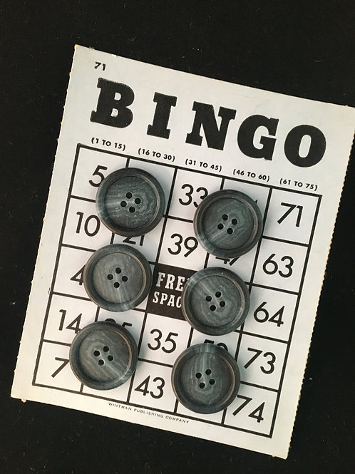 """1 1/8"""" Button"""