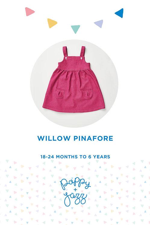 Willow Pinafore