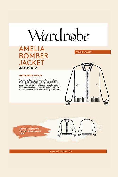 Amelia Bomber Jacket