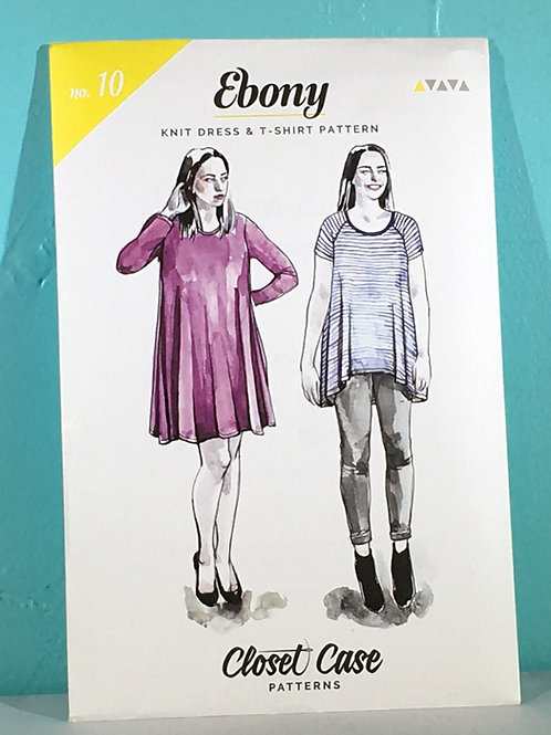 Ebony Dress & T-shirt
