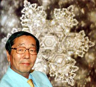 Nos pensées agissent sur l'eau - Masaru Emoto