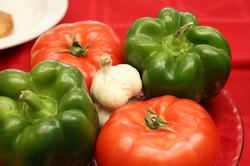 veggies pi